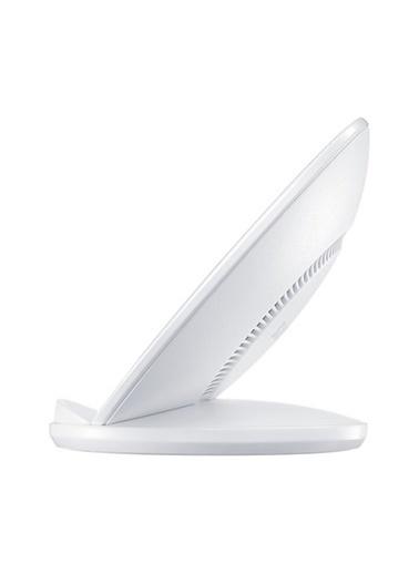 Samsung Samsung Kablosuz Hızlı Şarj Istasyonu Orjinal Fan'Lı - Beyaz Ep-Ng930Bwegww Renkli